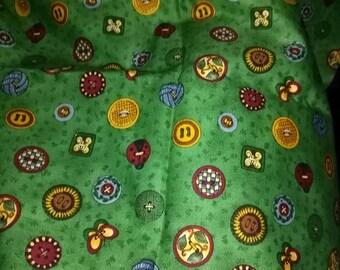 Button Fabric Debbie Mumm For MMFab