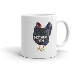 Mother Hen Mug