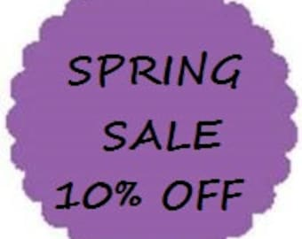 Spring Sale 10% Off Entire Shop @ BitofHope.com Glassware Home Decor Dresser Decor Home Decor Barware Gifts Collectibles Vintage