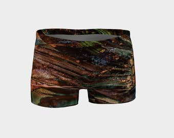 Womens Shorts/Colorful Active Wear/Womens Active Wear/Exercise Shorts/Gym Shorts/Hot Pants/Walking Shorts/Jogging Shorts/Ladies Shorts