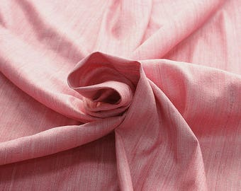 453140-natural Silk Rustic 100%, wide 135/140 cm, made in India, dry cleaning, weight 240 gr, price 1 meter: 36.06 Euros