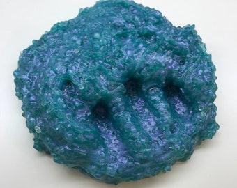 Homemade Sugared Hawaiian Punch Slime 8 oz