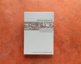 Providence - eight letterpress note cards