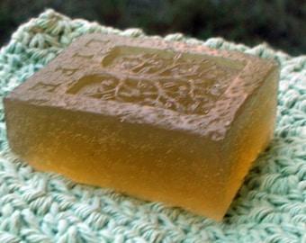 Tree of Life Honey Hemp Soap - full size 4 ounce soap - Peppermint Balsam Fir Lavender scent choice - single bar / 10 pack organic wholesale