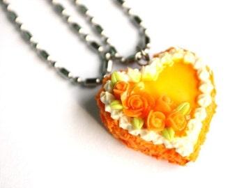 Miniature Polymer Clay Sweet Bakery pour collier bijoux perlés
