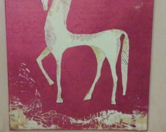 Etruscan horse
