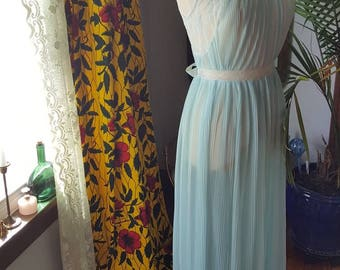 50s 50's 1950s Vintage 60's 60s Boudoir Sleepwear Nightgown Lingerie Sleep Medium
