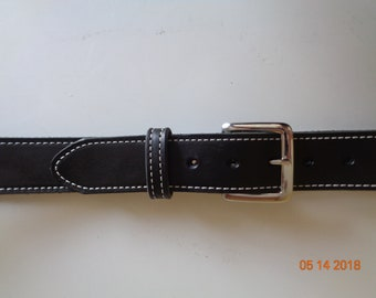 Genuine Black Belt