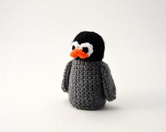 Cute Baby Penguin Crochet Pattern, Cute Amigurumi Crochet Pattern, Cute Penguin Amigurumi, Zoo Amigurumi, Zoomigurumi, Baby Animal Crochet