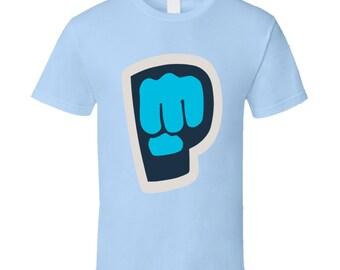 Youtuber Pewdiepie Brofist T Shirt