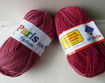 Sale Paris and Sockenwoole Sock Yarn by Feza and