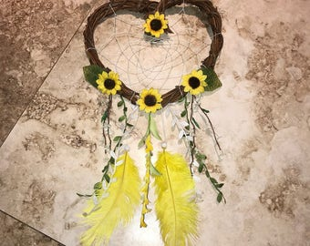 Heart Dream Catcher