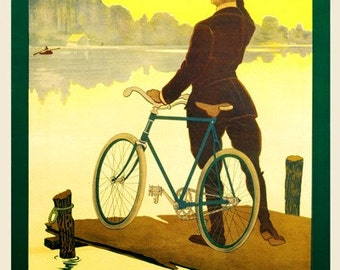 Cycles Griffon Bicycle Poster (#1260) 6 sizes