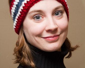 PDF Crochet PATTERN Homeland Headwrap