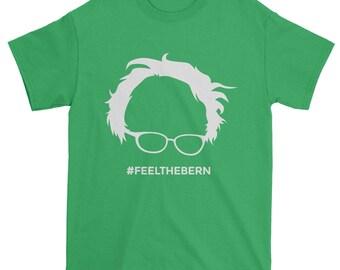 Feel The Bern - Bernie Sanders For President 2016 Mens T-shirt