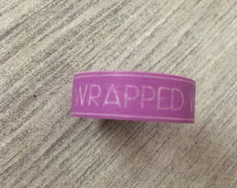 WRAPPED WITH LOVE Washi Tale