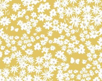 Homestead - Daisy Bed Sun from Birch Fabrics