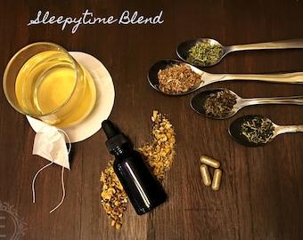 Sleepytime Blend, Knight Holistic Herbal Tea