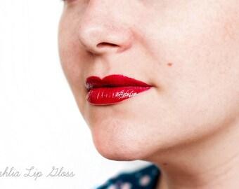 Natural Lip Gloss ~Dahlia~