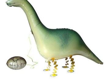 Dinosaur Mylar birthday Balloon Party Supplies Decoration Celebration