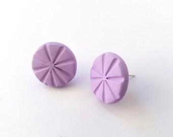 Lilac Studs