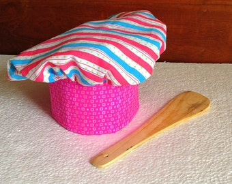 Chef Hat Sewing Pattern, Newborn to Adult Sizes, Easy Sewing Pattern, How to Sew a Chef Hat