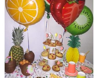 Tropical Paradise Party Kit