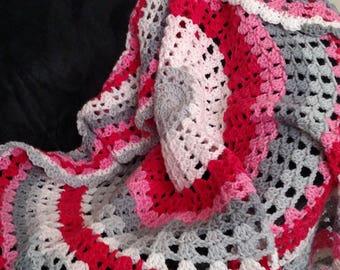 Circle blanket
