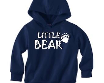 Little Bear Kids Hoodie