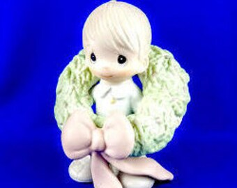 Surround Us With Joy Precious Moments Figurine
