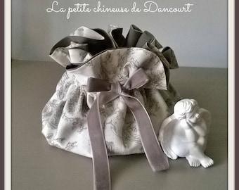 Princess Ivory purse