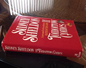 Vintage copy of If Tomorrow Comes by Sidney Sheldon