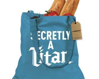 Secretly A Titan Shopping Tote Bag