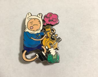 Adventure Time V1 Finn Dabbing Hat Pin