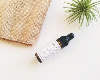 TRIAL OIL CLEANSER / ocm / Oil Cleansing Method / Vegan / Organic skincare / face oil / skincare / vegan / oils / face wash