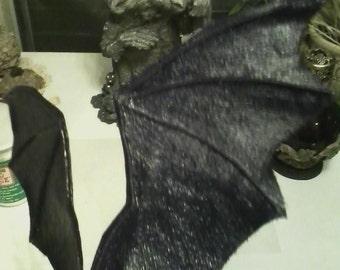 Leather Bat / Dragon wings