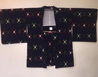 Wool Happi Coat