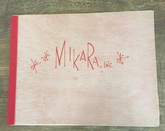 Mikara, Inc advertising brochure