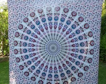 Mandala Tapestry/Throw N10