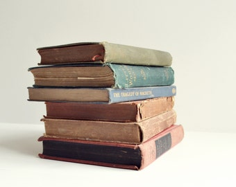 Old books Photo Signed Print Color Print Library Decor Book Lovers Photo