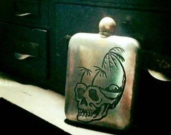 Dead Island Flask