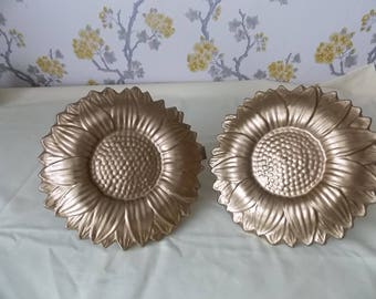 Large French Curtain Tie backs