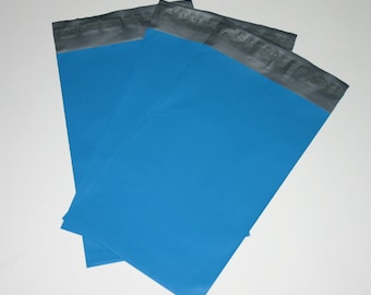 200 Blue 6x9 Poly Mailers Self Sealing Envelopes Shipping Bags