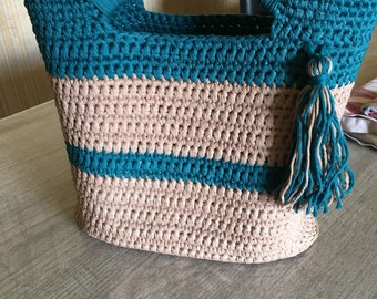 Door basket hand bag