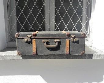 Vintage Cheney Suitcase Luggage