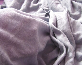 2.40 m fabric mesh stretchy vicose grey/lilac color