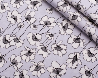 Crepe Silk fabric, silk for dress, silk for tunic, buy Yard, silk for clothing-1 / yard