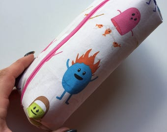 Dumb ways to die pencil pouch