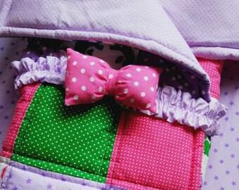 Patchwork baby blanket, baby quilt, patchwork quilt, Patchwork baby quilt, bright blanket, baby shower gift, baby blanket, nursery quilt