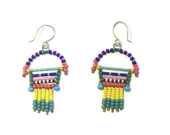 Monterrey Beaded Earrings